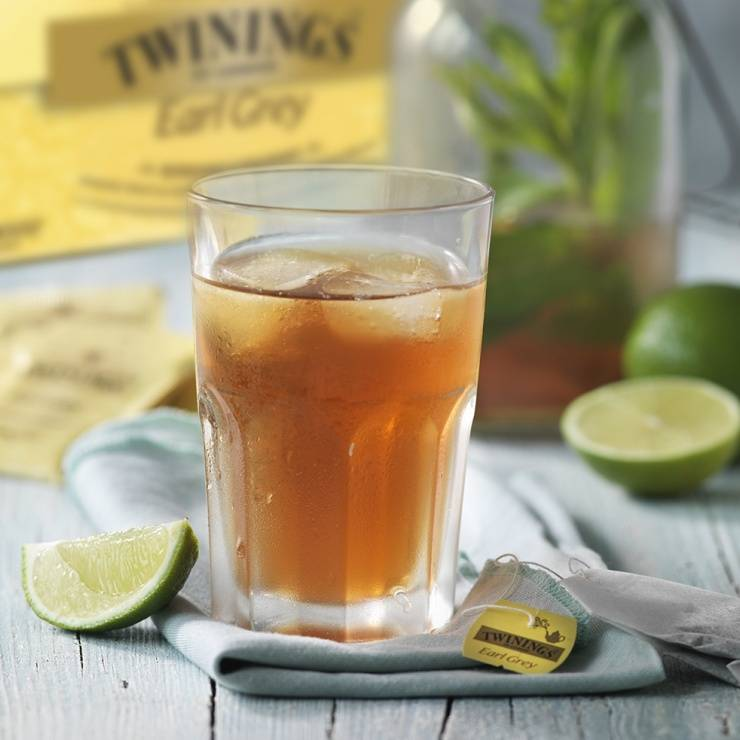 Rezept Ice Tea Classic Twinings